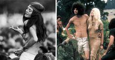 Girls From Woodstock 1969 Show The Origin Of Todays Fashion Woodstock Outfit, Woodstock Fashion, Woodstock Music, Woodstock Festival, 1969 Fashion, Fashion Mag, Fashion Today, Woman Fashion, Fashion News