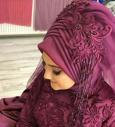 Likes, 43 Comments - İpek Bayan Kuaforü ( on Instagr. Muslim Wedding Gown, Hijab Wedding Dresses, Wedding Gowns, Bridal Dresses, Hijabi Wedding, Bridal Hijab, Hijab Bride, Muslim Brides, Muslim Girls