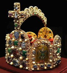 10th century Imperial Crown of Conrad II