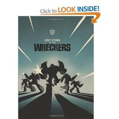 Last Stand of the Wreckers Hardback