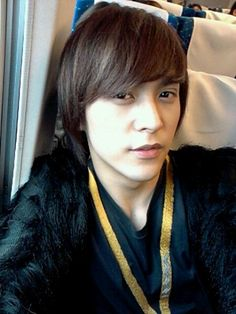 Son Dongwoon(BEAST) in long hair