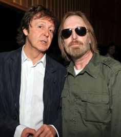 Paul, Tom Petty- holy musical amazingness, Batman!