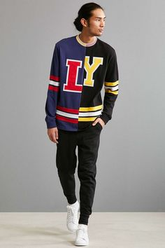 Lazy Oaf Custom Hockey Jersey - Urban Outfitters