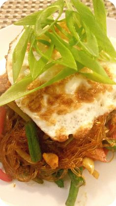 Singapore Kelp Noodles - Paleo-Cafe - these were awesome! Kelp Noodles, Veggie Noodles, Paleo Recipes, New Recipes, Some Recipe, Appetisers, Seaweed Salad, Lasagna, A Food