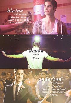 Blaine Devon Anderson ❤