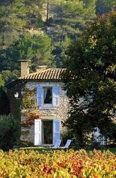 Bastide in Provence : Exteriors - Bastide de Marie : luxury property with hotel services in Provence (France) Luberon Provence, Provence France, Provence Style, French Country House, French Farmhouse, Country Houses, Beautiful Homes, Beautiful Places, Hotel Services