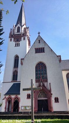 Katolisch Kirche Catholic Church Igreja Católica Bad Nauheim - DE