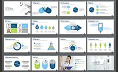 Trend Powerpoint Template  Template Graphics And Presentation Design