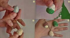 """If & eacute; ntete Khaleesi as a whole with this f & aacute; necklace easy dragon eggs """"Game of Thrones"""" ..."""