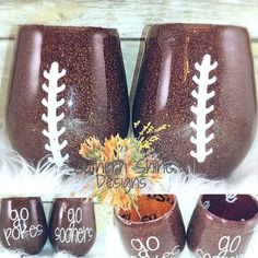Glitter wine glass, peek a boo wine glass, custom wine glass, ou sooners, osu cowboys Glitter Wine Glasses, Diy Wine Glasses, Glitter Cups, Custom Wine Glasses, Diy Tumblers, Custom Tumblers, Glitter Tumblers, Wine Glass Crafts, Wine Bottle Crafts