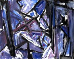 Abstract Expressionism, Troy Tatzko