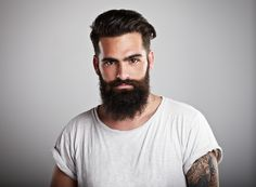 Yes Sir | Magazine | MAKING THE MOST OF WHAT YOU'VE GOT: PATCHY BEARD FIX