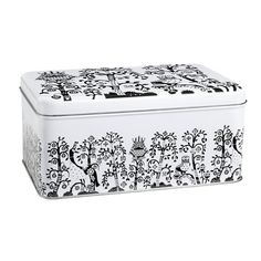 Buy the Taika Metal Box round by Iittala, the multi-purpose storage box by Klaus Haapaniemi, securely and affordably in the home design shop. Philippe Starck, Design Shop, Small Storage, Storage Boxes, Frame Shelf, By Lassen, Shelf System, Eero Saarinen, Design Bestseller