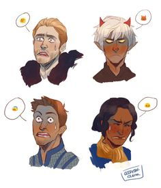 Dragon Age Emoticons