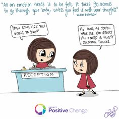 At the Project Positive Change Event in London in May