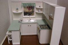 Custom 1:6 Scale Kitchen