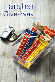 Larabars Real Food Giveaway! Larabars are one of the only real food packaged snacks you can buy, and they help make wholesome food available to all. We love them!! sponsored #ShareRealFood #FitFluential @Larabar