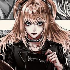 Cute Profile Pictures, Profile Pics, Amane Misa, Look Alike, Death Note, Spiderman, Anime, Manga, Fandoms