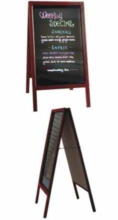 Sidewalk Signboard