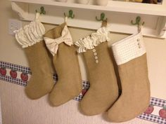 1000 images about christmas holidays on pinterest for Stocking clips for fireplace