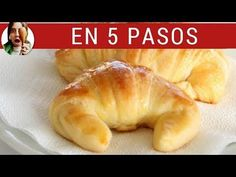 Croissant e media luna – Monolito Nimbus Baking Recipes, Cake Recipes, Dessert Recipes, Bake Croissants, Pan Dulce, Yummy Food, Tasty, Sweet Pie, Dinner Rolls