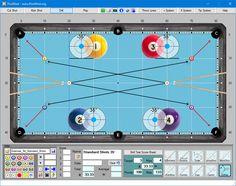 PoolShot, The Pool Aiming Training Software - Drills Training Software, Play Pool, Billiards Pool, D 40, Drills, Exercise, Tube, Shots, Google