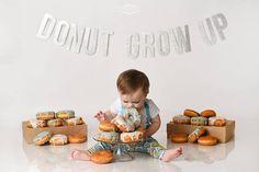 bebb72073 70 Best Donut Birthday | for Boys images | Donut birthday parties ...