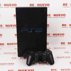 #Consola PS2# + Mando# de segunda mano# E272655#segundamano#