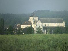 Abadia de Notre-Dame de Fontgombault, França