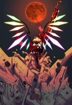 Flandre Scarlet/#812900 - Zerochan