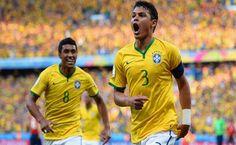 Mundial 2014. Brasil 2-1 Colombia.