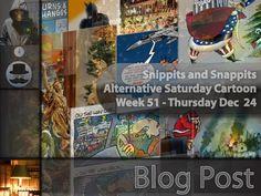Alternative Saturday Cartoons - Week 51-15 - Helpful Tidbits