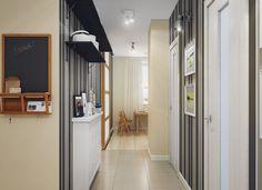 Полный Однокомнатная Квартира: Стилевые решения с элементами декора. 205+ Фото Идей современного интерьера