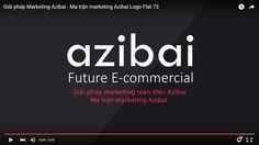 Giải pháp Marketing Azibai - Ma trận marketing Azibai Logo Flat 73