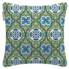 Sorrento Outdoor Cushion | Multi| 45x45cm by Outdoor Comforts on THEHOME.COM.AU
