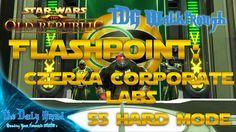 TDG Walktrough: SWTOR - Czerka Corporate Labs 55 Hard Mode
