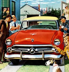 The New 1953 Ford
