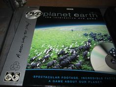 Planet Earth BBC Planet Earth DVD the Interactive DVD Game