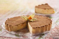 Receita de tarte de tiramisù. Descubra como preparar esta tarte de tiramisù de maneira prática e deliciosa com a TeleCulinária!