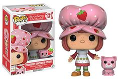 Buy Strawberry Shortcake and Custerd Scented Funko Pop! Vinyls from Pop In A Box US, the Funko Pop Vinyl shop and home of pop subscriptions. Funko Pop Dolls, Figurines Funko Pop, Funko Pop Figures, Vinyl Figures, Action Figures, Muffin Cheesecake, Strawberry Shortcake Toys, Strawberry Shortcake Characters, Funk Pop