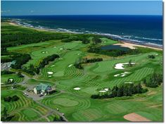 The Links at Crowbush Cove Golf Course Reviews, Vintage Golf, Prince Edward Island, New Brunswick, Golf Fashion, Vacation Trips, Vacations, Ladies Golf, Golf Tips