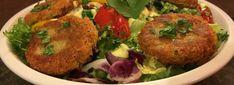 Indický salát s falafelem | Svět zdraví