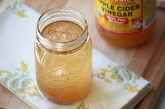 Apple Cider Vinegar Elixir | 24 Delicious DIY Cures For A Cold Or Flu