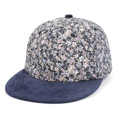 Flowers Florals Women Unisex HipHop Baseball Hat Snapback Cap Leather Strapback #Goldtop #BaseballCap