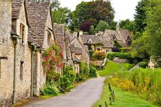 England in Pictures: 20 Beautiful Places to Photograph | PlanetWare Arlington Row, Manor House Hotel, Castle Combe, Barnsley, Instagram Worthy, English Countryside, Lake District, Beautiful Places, Day Trips