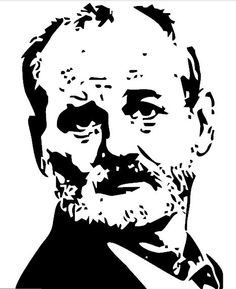 Classic Bill Murray TShirt  Available in Adult by JustAnAwesomeMom, $12.00