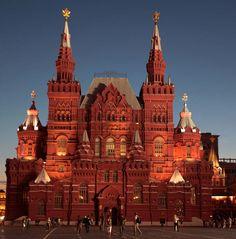 Kremlin visto de fora da Praça Vermelha. Moscou, Rússia. Foto: Natália Russo/AE