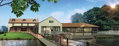 Boathouse norfolk wedding venue