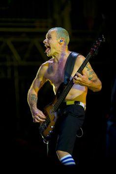 Flea, Australian-American musician (b. 1962)