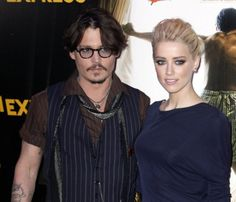 "Johnny Depp and Amber Heard are engaged! How do you know when you've found ""the one""? #engagements #celebcouples"